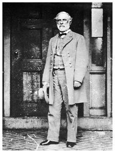 General Robert E Lee, American Confederate Soldier, 1865 by MATHEW B BRADY