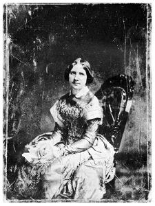 Jenny Lind, Pt Barnum's 'Swedish Nightingale, C1850 by MATHEW B BRADY