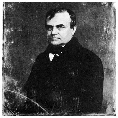 Portrait of a Man, Believed to Be Joseph Bonaparte, C1860