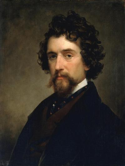 Mathew Brady, 1857-Charles Loring Elliot-Giclee Print