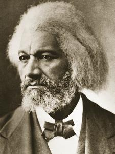 Frederick Douglass by Mathew Brady