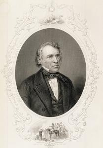 "General Zachary Taylor from ""The History of the United States"", Vol. II by Mathew Brady"