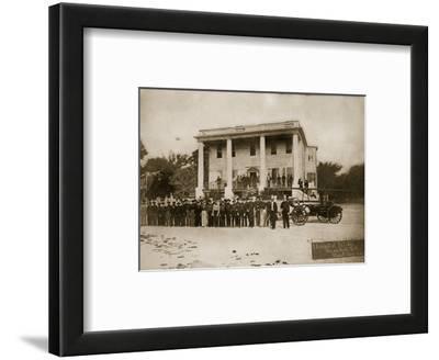 Hospital No.15, Beaufort, South Carolina, 1864 (B/W Photo)