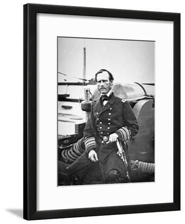 Portrait of John A. B. Dahlgren