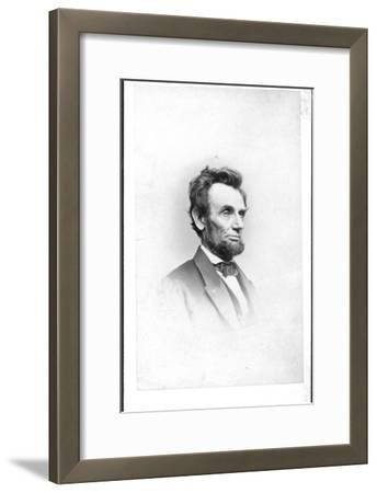 President Lincoln in the Last Week of His Life, 1865