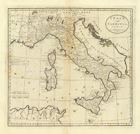 mathew-carey-italy-and-sardinia-c-1796