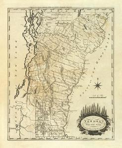 Vermont, c.1795 by Mathew Carey