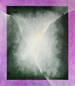 Ouroboros Three: Green, 2010 by Mathew Clum
