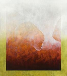 Ouroboros Three: Red, 2010 by Mathew Clum