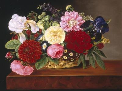 Rich Still Life of Flowers