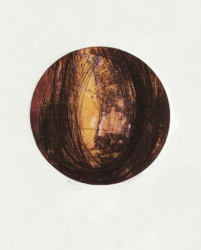 Mati?res Espace IV-Terry Haas-Limited Edition