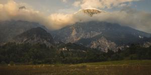 Barcis Mountains by Matias Jason
