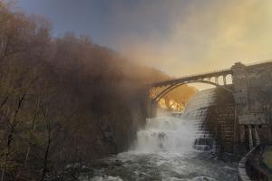 Croton Falls by Matias Jason