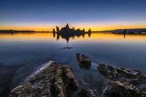 Mono Lake One by Matias Jason