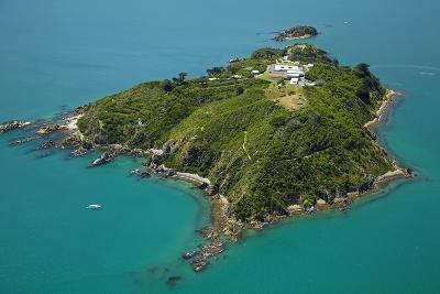 Matiu, Somes Island, Wellington Harbour, Wellington, New Zealand-David Wall-Photographic Print