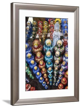 Matryoshka--Framed Giclee Print