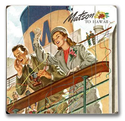 Matson Lines Sailing Day