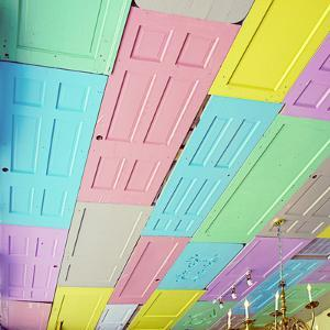 Attic Doors by Matt Crump