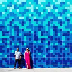 Blue Lovers by Matt Crump