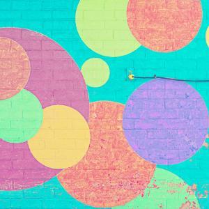 Bubblegum Wall by Matt Crump