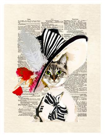 Audrey Cat by Matt Dinniman