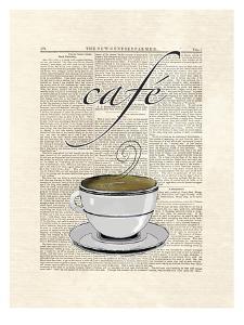 Cafe Coffee by Matt Dinniman