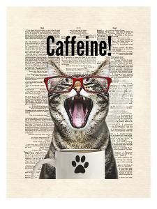 Cat Caffeine by Matt Dinniman