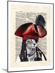 Cat Sparrow by Matt Dinniman