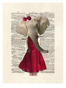 Elephant Girl by Matt Dinniman