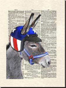 Eli Wonder Donkey by Matt Dinniman