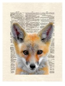 Fox Face by Matt Dinniman