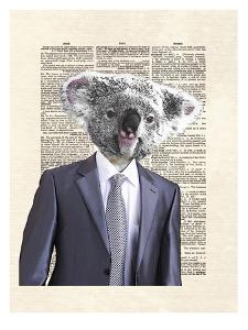 Koala Suit by Matt Dinniman