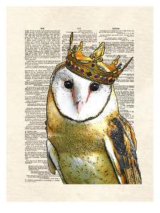 Owl King by Matt Dinniman