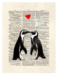 Penguin Lovers by Matt Dinniman