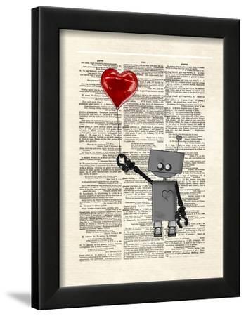 Robot Love by Matt Dinniman
