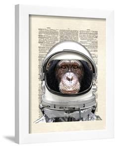 Space Chimp by Matt Dinniman