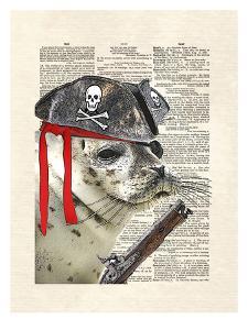 Swabby The Seal by Matt Dinniman