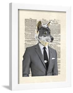 Wolf Of Wall Street by Matt Dinniman
