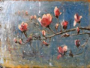 Spring Blossoms by Matt Flint