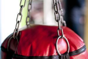 Still Life of Workout Equipment by Matt Freedman