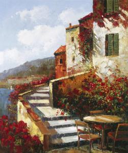 Mediterranean Villa II by Matt Thomas