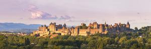France, Languedoc-Roussillon, Aude, Carcassonne by Matteo Colombo