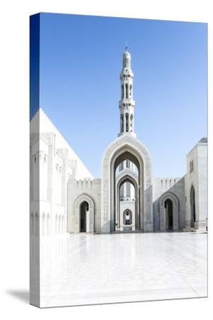 Oman, Muscat. Sultan Qaboos Grand Mosque