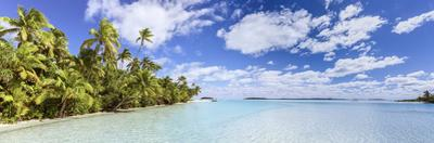 One Foot Island, Aitutaki, Cook Islands, Pacific Islands by Matteo Colombo