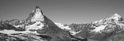 Matterhorn Switzerland--Photographic Print