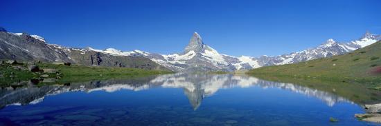 Matterhorn Zermatt Switzerland--Photographic Print