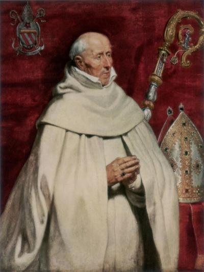 Matthæus Yrsselius, C1624-Peter Paul Rubens-Giclee Print