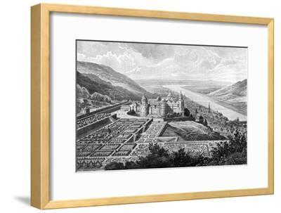 Heidelberg Castle, Germany, in 1620