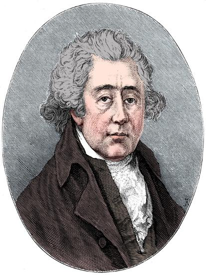 Matthew Boulton, English manufacturer and engineer, c1880-Unknown-Giclee Print
