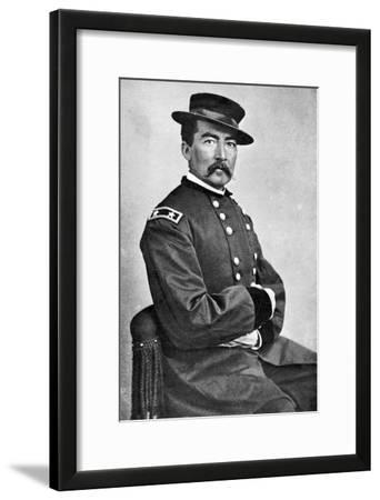 Philip Henry Sheridan, American Soldier, C1860S